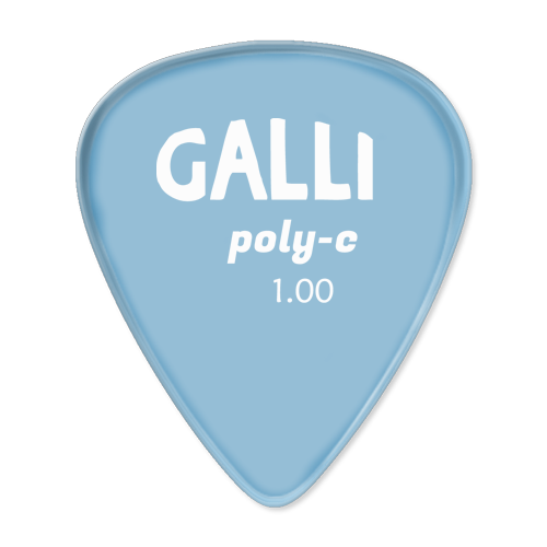 Galli Polycarbonate 1.00 mm pengető