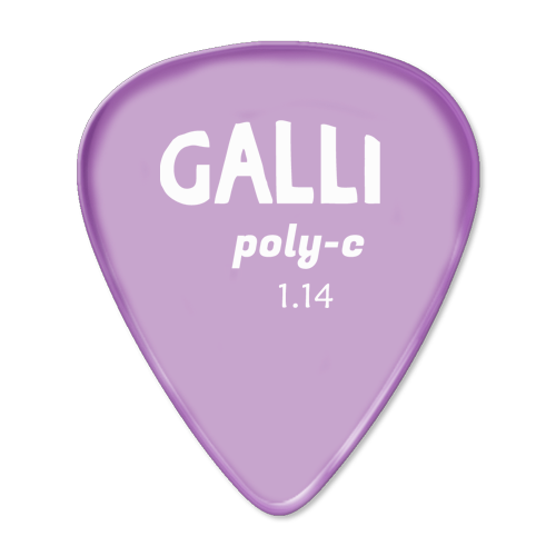 Galli Polycarbonate 1.14 mm pengető