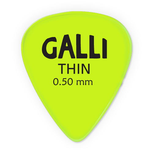 Galli Fluo 0.50 mm pengető