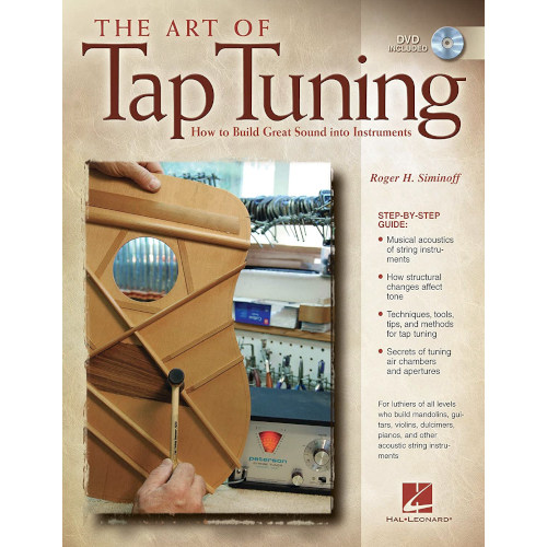 R. H. Siminoff: The Art of tap Tuning +DVD