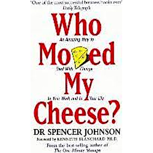 Johnson: Who Moved My Cheese?