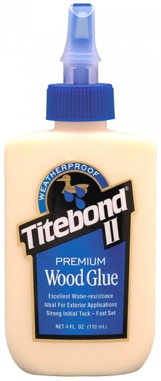 Titebond II Premium Wood Glue 237 ml