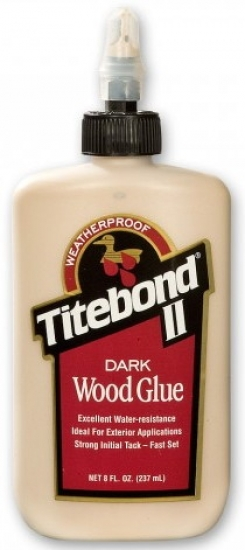 Titebond II Dark Wood Glue 237 ml
