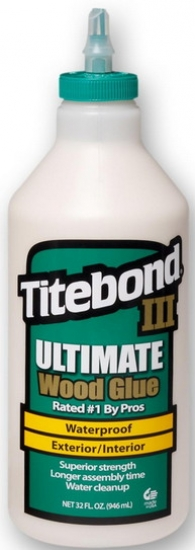 Titebond III Ultimate Wood Glue 946 ml