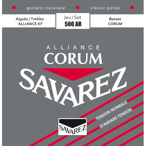 Savarez Alliance Corum 500AR