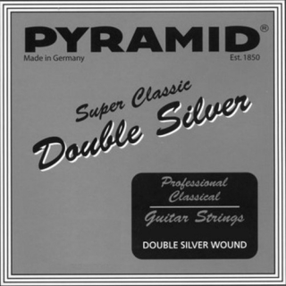 Pyramid Super Classic Flurocarbon G-3 húr Hard tension
