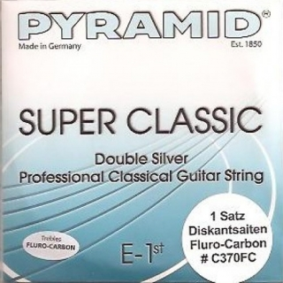 "Pyramid Super Classic ""Double Silver"" Carbon szett, hard tension"