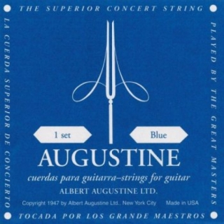 Augustin Classic Blue