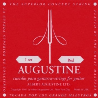 Augustin Classic Red