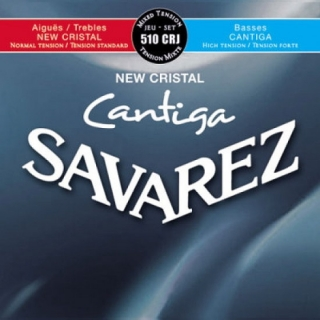 Savarez New Crystal Cantiga 510 CRJ