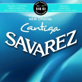 Savarez New Crystal Cantiga 510 CJ