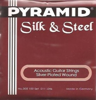 "Pyramid ""Silk & Steel"""