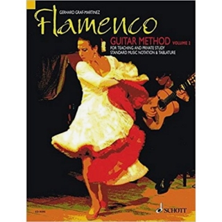 Graf-Martinez, Gerhard: Flamenco Guitar Method Vol. 2