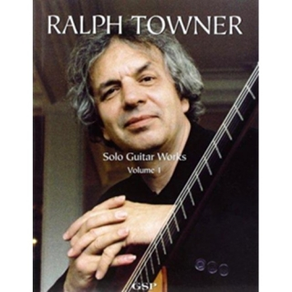 Ralph Towner - Solo Guitar Works Volume 1