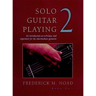 NOAD, FREDERICK: Solo Guitar Playing Book 2
