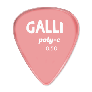 Galli Polycarbonate 0.50 mm pengető