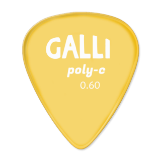 Galli Polycarbonate 0.60 mm pengető