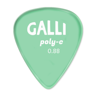 Galli Polycarbonate 0.88 mm pengető