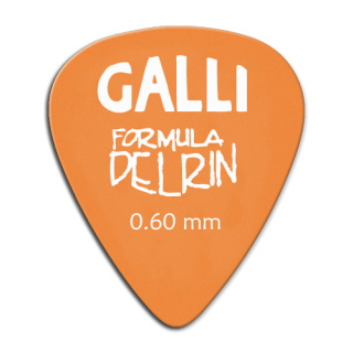 Galli Delrin 0.60 mm pengető