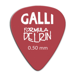Galli Delrin 0.50 mm pengető