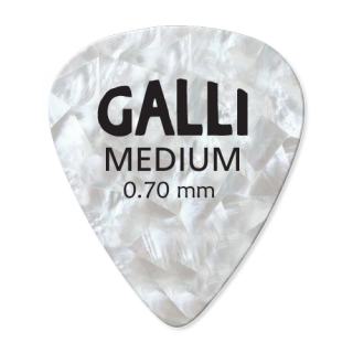 Galli White Pearl 0.70 mm pengető