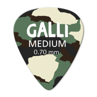 Galli Camo 0.70 mm pengető