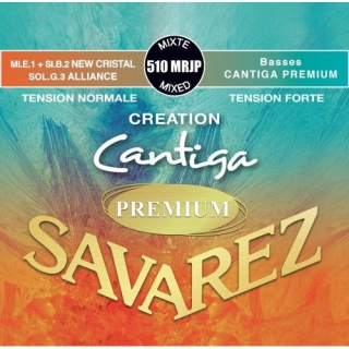 Savarez New Crystal Creation Cantiga Premium 510MRJP