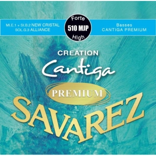 Savarez New Crystal Creation Cantiga Premium 510MJP