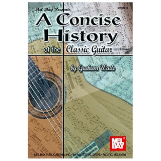 Graham Wade: A Concise History of the Classic Guitar