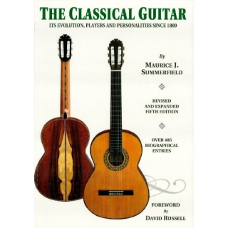 M. J. Summerfield: The Classical Guitar