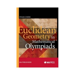Evan Chen: Euclidean Geometry in Mathematical Olympiads