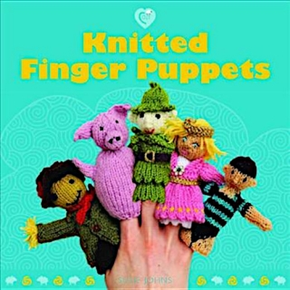Susie Johns: Knitted Finger Puppets