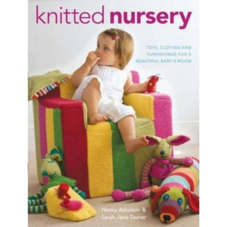 Atkinson - Tavner: Knitted Nursery