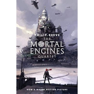 Philip Reeve: The Mortal Engines. Quartet (4 Vols. Set)