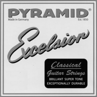 Pyramid Excelsior Carbon húrszett, normal tension